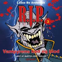 Vampyrens kød og blod - Lasse Bo Andersen