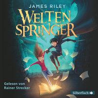 Weltenspringer - James Riley