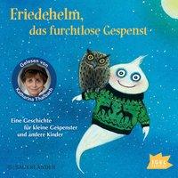 Friedehelm, das furchtlose Gespenst - Friedbert Stohner, Anu Stohner