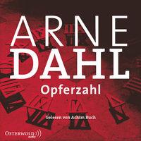 Opferzahl - Arne Dahl