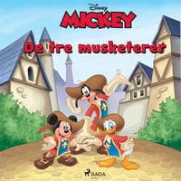 Mickey Mouse - De tre musketerer - Disney