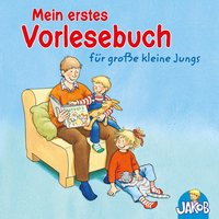 Mein erstes Vorlesebuch für große kleine Jungs - Julia Hofmann, Sandra Grimm, Ilona Einwohlt, Nele Banser