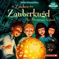 Im Zeichen der Zauberkugel: Das Abenteuer beginnt - Stefan Gemmel