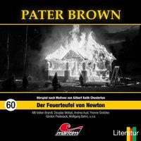 Pater Brown - Folge 60: Der Feuerteufel von Newton - Thorsten Beckmann