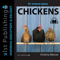 My Favorite Animal: Chickens - Victoria Marcos