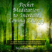 Pocket Meditation to Increase Loving Energy: A Quick Meditation for Loving Kindness and Positive Vibrations with Binaural Beats - Meta Guidance