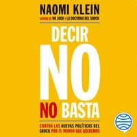 Decir no no basta - Naomi Klein