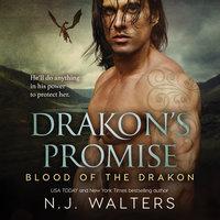 Drakon's Promise - N.J. Walters