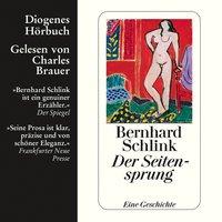 Der Seitensprung - Eine Geschichte - Bernhard Schlink