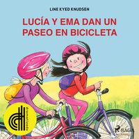 Lucía y Ema dan un paseo en bicicleta - Dramatizado - Line Kyed Knudsen