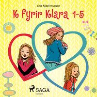 K fyrir Klara 1-5 - Line Kyed Knudsen