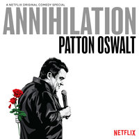 Annihilation - Patton Oswalt
