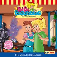 Bibi Blocksberg - Folge 131: Das verhexte Handy - Klaus-P. Weigand
