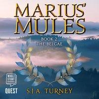 Marius' Mules II: The Belgae - S.J.A. Turney