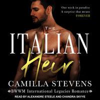The Italian Heir - Camilla Stevens