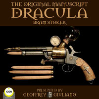 Dracula The Original Manuscript - Bram Stoker