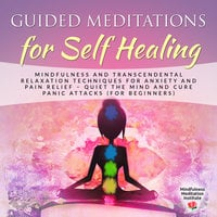 Guided Meditations for Self Healing: Mindfulness and Transcendental Relaxation Techniques for Anxiety and Pain Relief - Quiet the Mind and cure Panic Attacks (for Beginners) - Mindfulness Meditation Institute