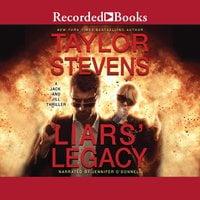 Liars' Legacy - Taylor Stevens