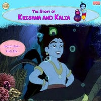Krishna And Kalia - Traditional