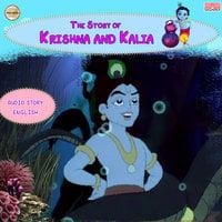 Krishna And Kalia - Traditional