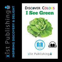 I See Green - Xist Publishing