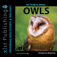 My Favorite Animal: Owls - Victoria Marcos