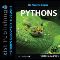 My Favorite Animal: Pythons - Victoria Marcos