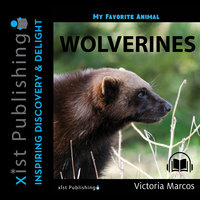 My Favorite Animal: Wolverines - Victoria Marcos