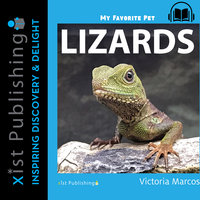 My Favorite Pet: Lizards - Victoria Marcos