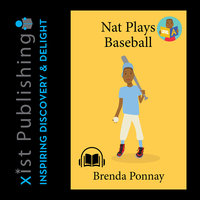 Nat Plays Baseball - Brenda Ponnay
