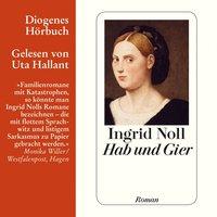 Hab und Gier - Ingrid Noll