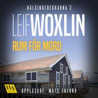 Rum för mord - Leif Woxlin