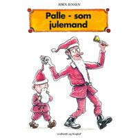 Palle - som julemand - Jørn Jensen