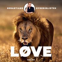 Sebastians dyrebibliotek - Løve - Sebastian Klein