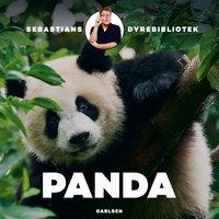 Sebastians dyrebibliotek - Panda - Sebastian Klein