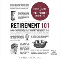 Retirement 101 - Michele Cagan