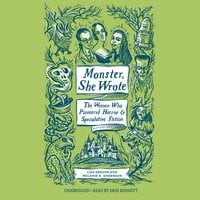 Monster, She Wrote - Lisa Kröger, Melanie R. Anderson