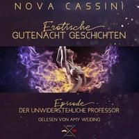 Erotische Gutenacht Geschichten - Band 2: Der unwiderstehliche Professor - Nova Cassini