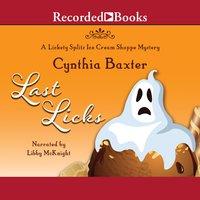 Last Licks - Cynthia Baxter