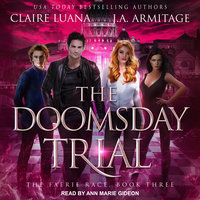The Doomsday Trial - Claire Luana, J.A. Armitage