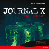 Journal X - Farligt affald - Kit A. Rasmussen