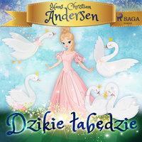 Dzikie łabędzie - H.C. Andersen