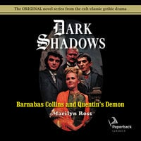 Barnabas Collins and Quentin's Demon - Marilyn Ross