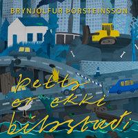 Þetta er ekki bílastæði - Brynjólfur Þorsteinsson