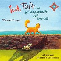Ich, Toft und der Geisterhund von Sandkas - Wieland Freund