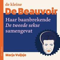 De kleine De Beauvoir - Marja Vuijsje