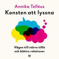 Konsten att lyssna - Annika Telléus