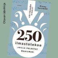 250 ilmastotekoa, joilla pelastat maailman - Rinna Saramäki