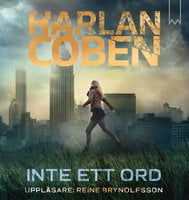 Inte ett ord - Harlan Coben