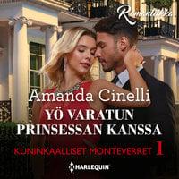 Yö varatun prinsessan kanssa - Amanda Cinelli